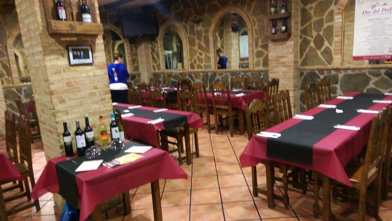 Celebraciones y eventos: Carta, menú y eventos de Restaurante A Bodeguiña II