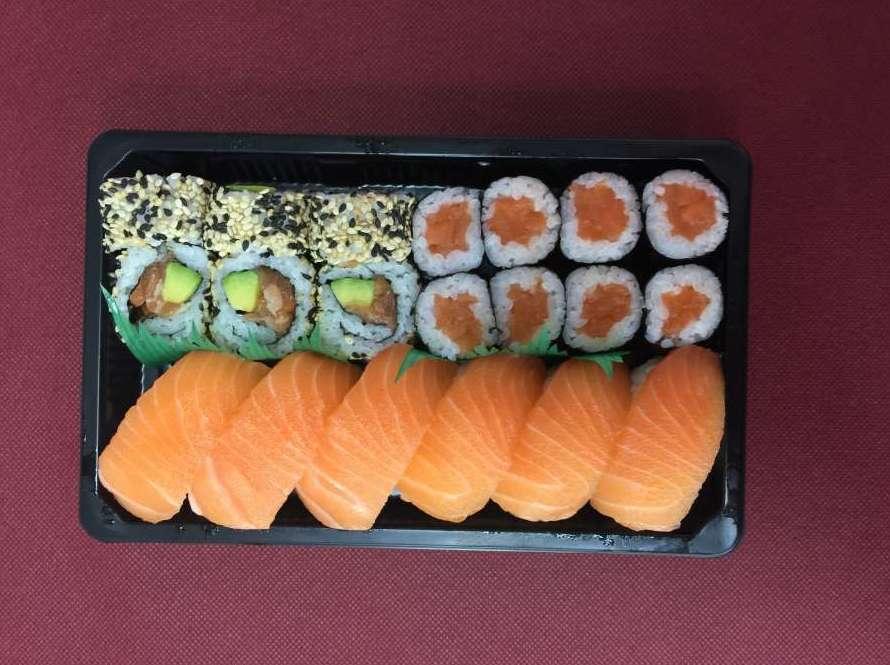 Menú 5: Especialidades y menús de Sushikai Tarraco