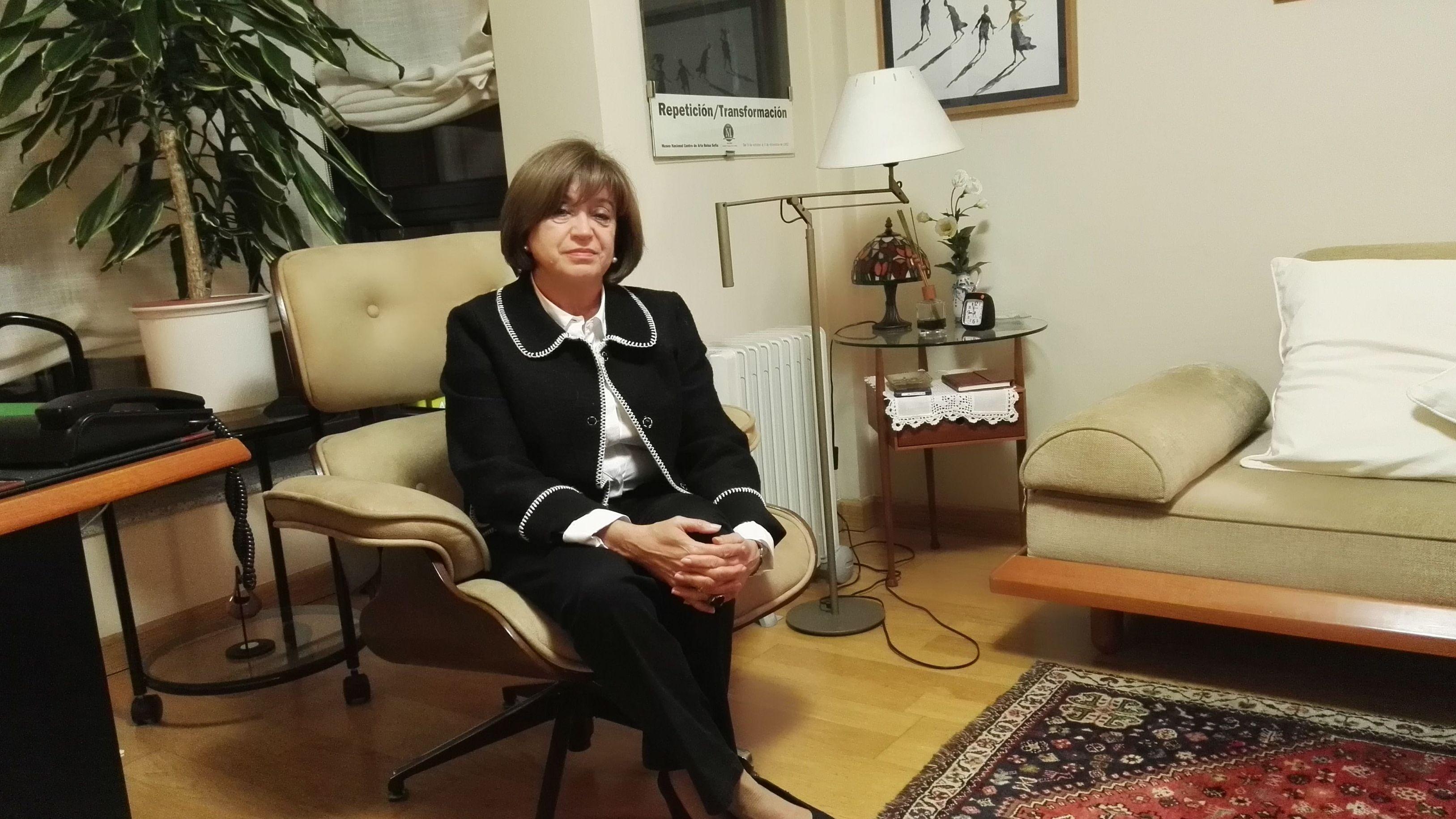 Psicólogo en León María Dolores Navarro Iniesta