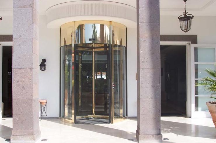 Puertas automáticas en Canarias
