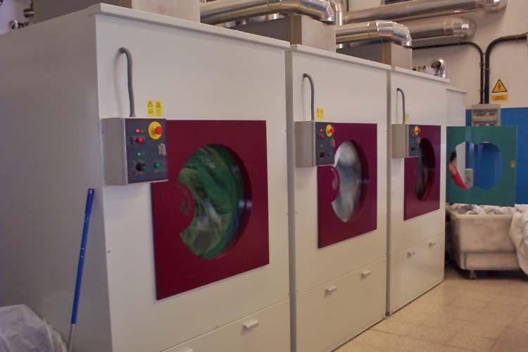 Secadora industrial en Tenerife