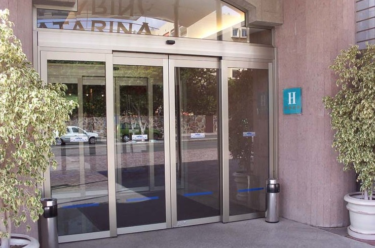 Venta de puertas automáticas en Canarias