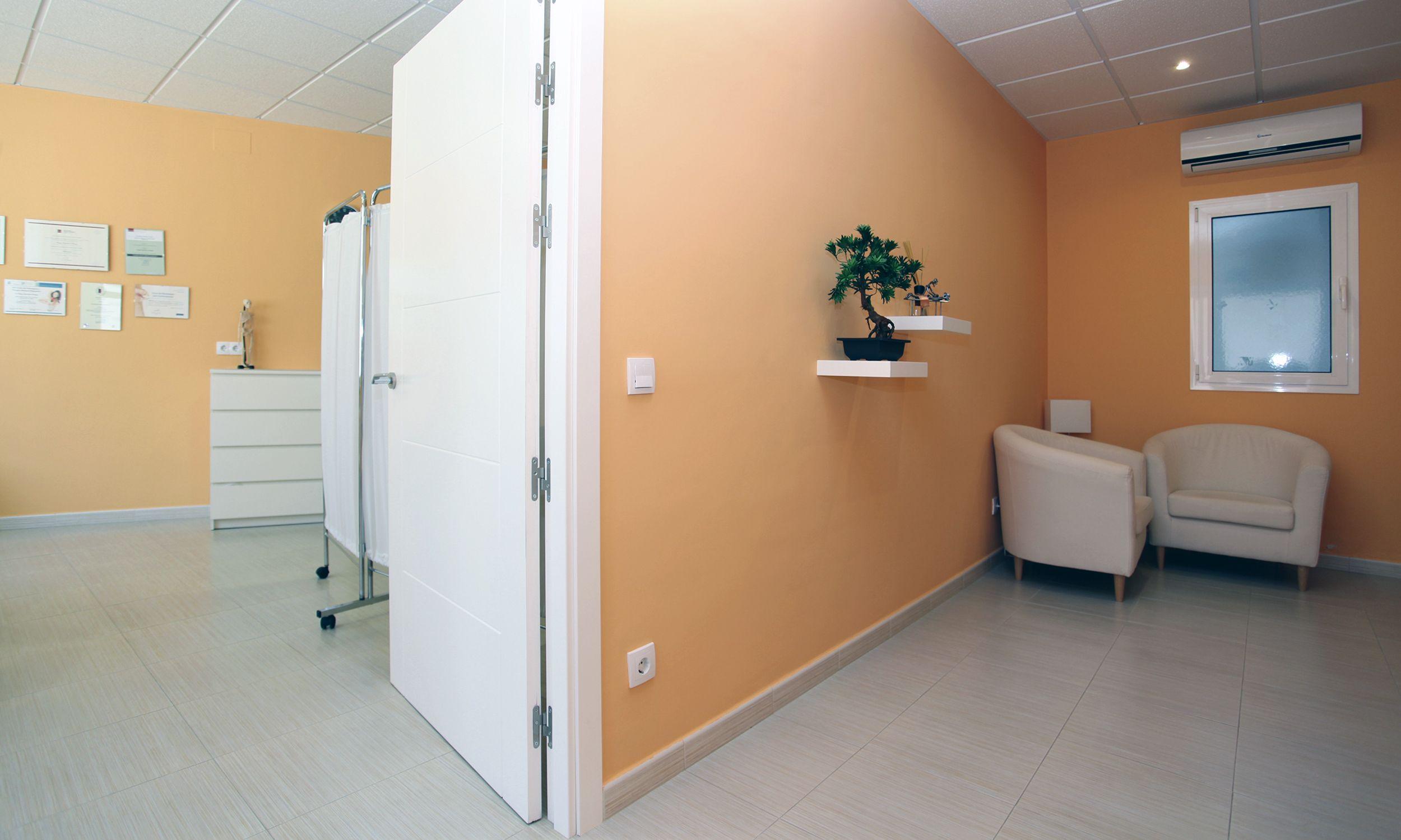 Tratamientos de fisioterapia en Madridejos