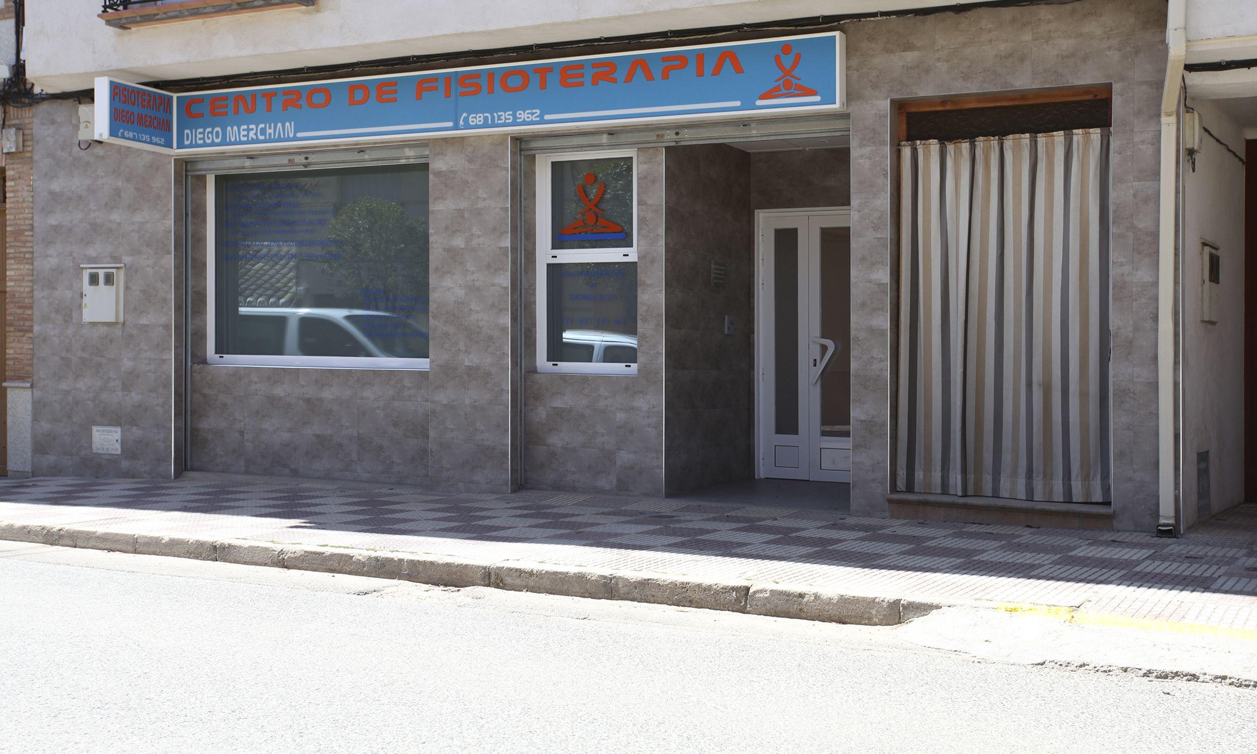 Clínica de fisioterapia en Madridejos