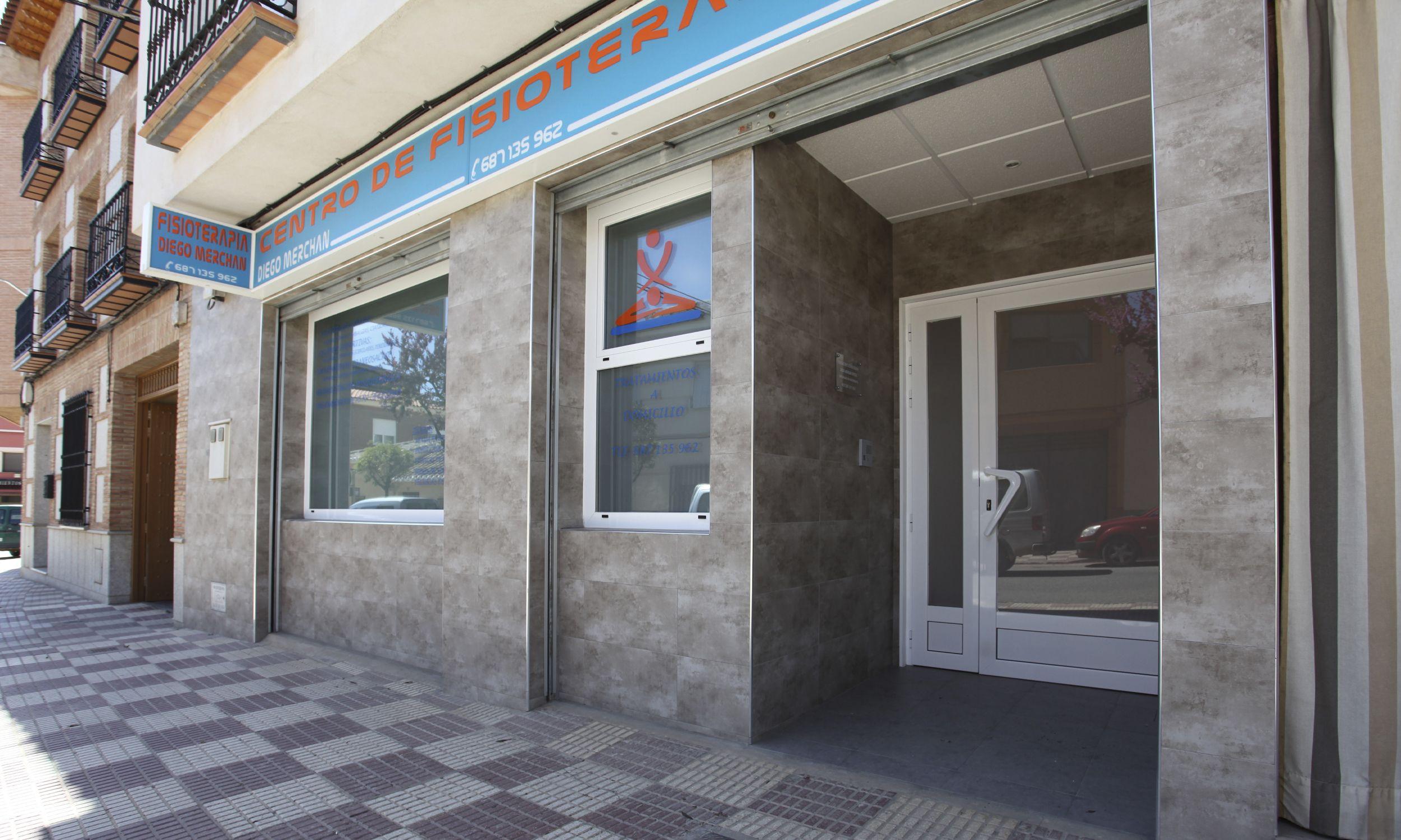 Centro de Fisioterapia Diego Merchán, Madridejos