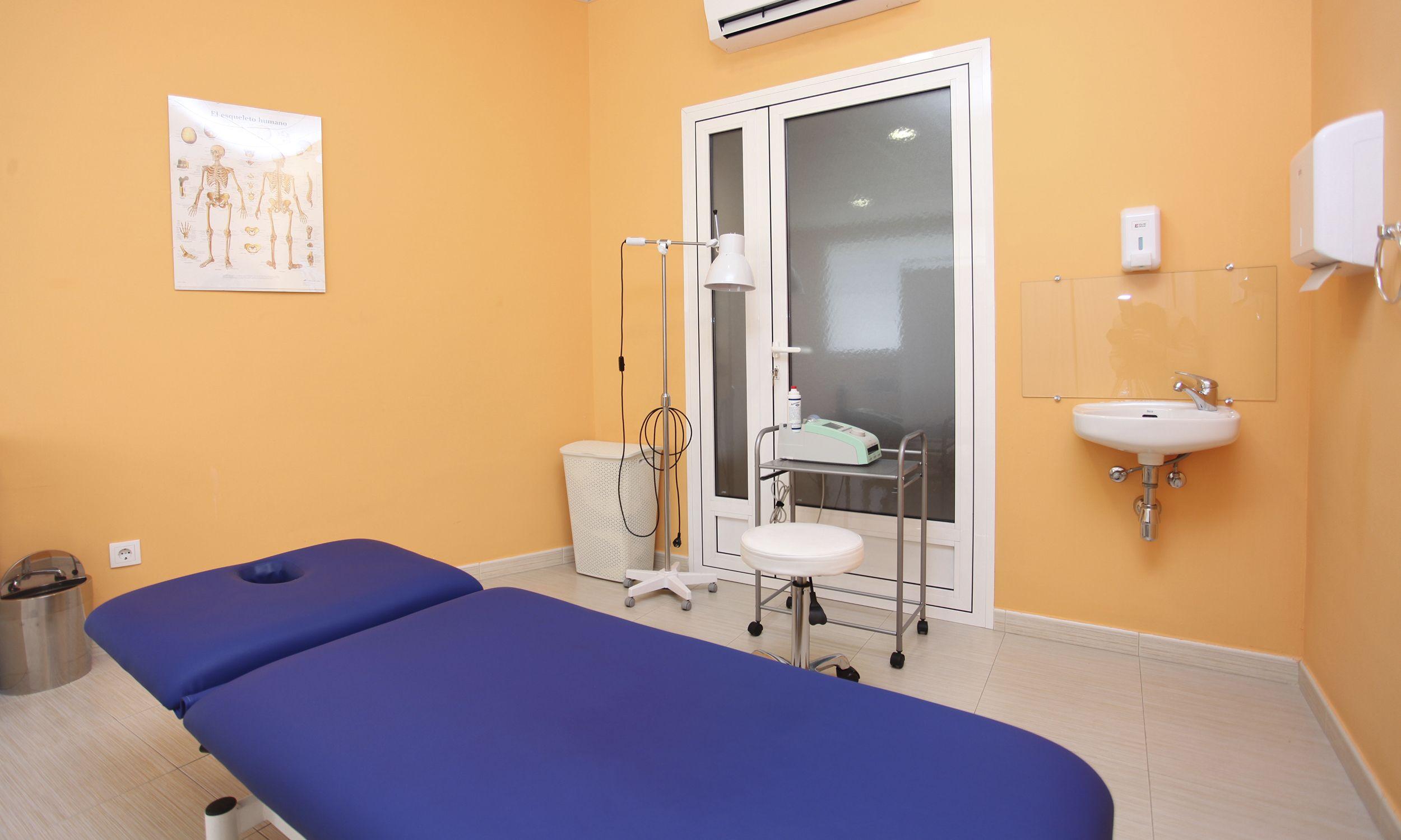 Fisioterapia manual en Madridejos