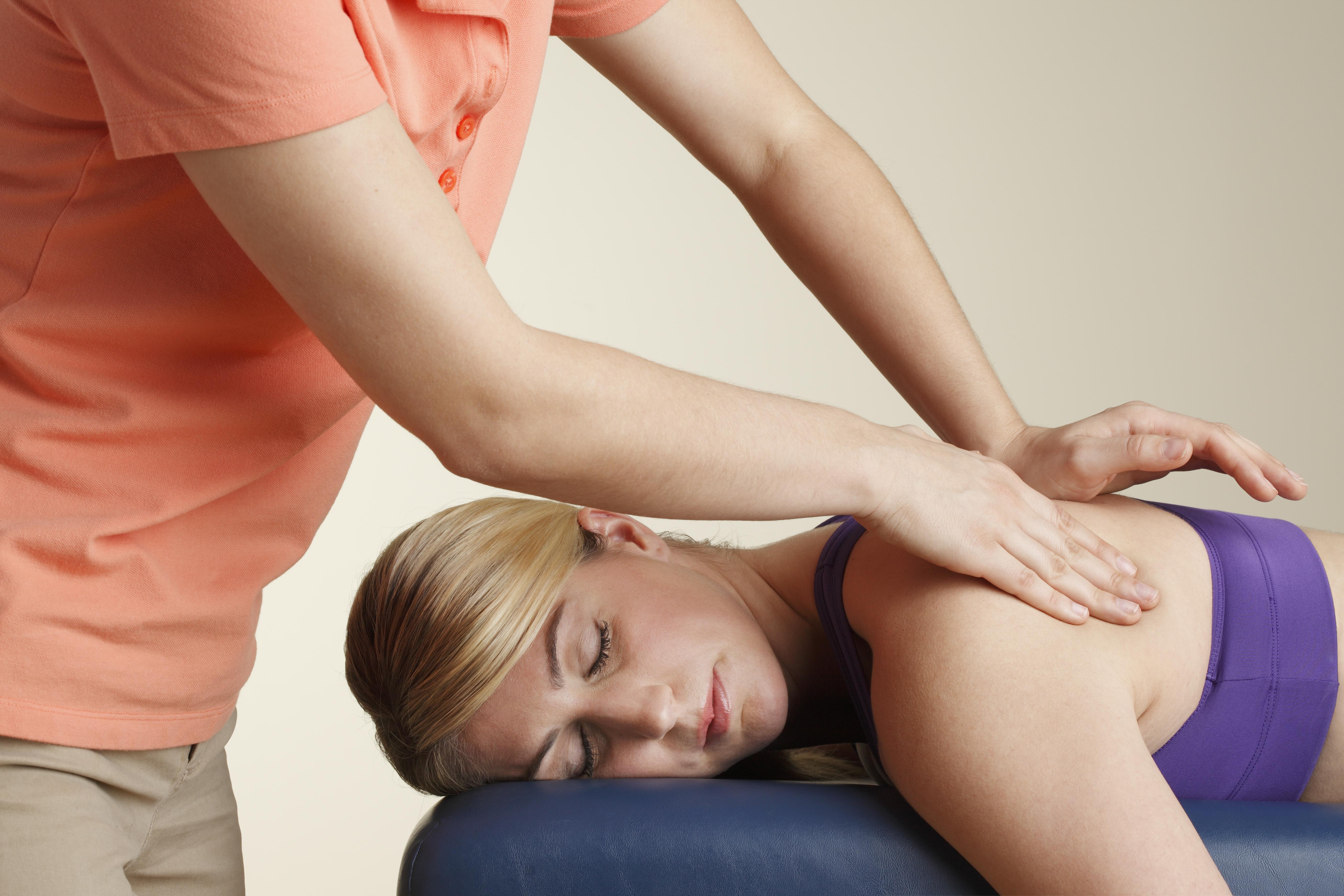 Terapia Manual Manipulativa: Servicios de Centro de Fisioterapia Diego Merchán