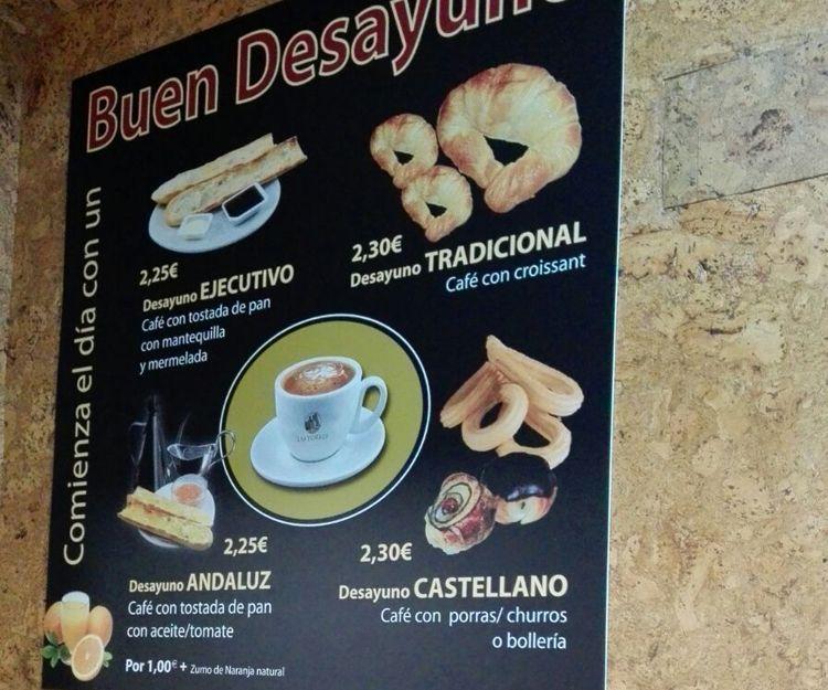 Restaurante para desayunar en San Sebastián de los Reyes