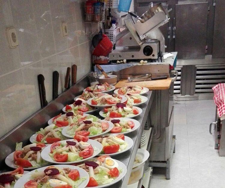 Restaurante de cocina mediterránea en San Sebastián de los Reyes