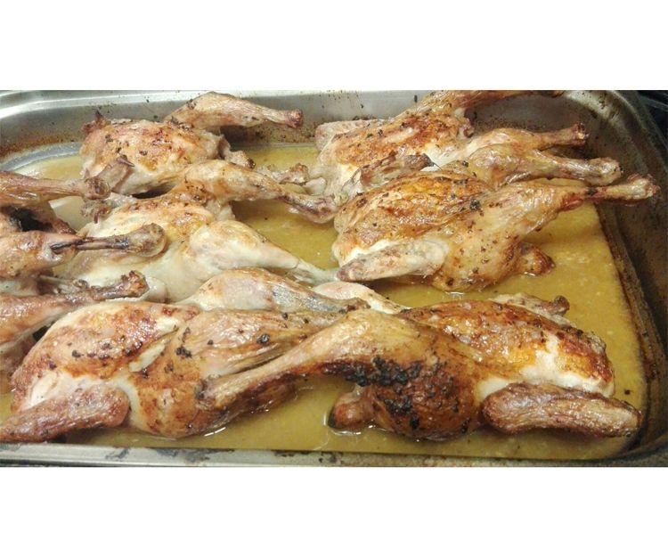 Pollo picantón en San Sebastián de los Reyes