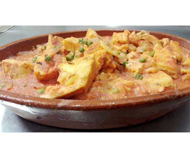 Restaurante con menú diario en San Sebastián de los Reyes
