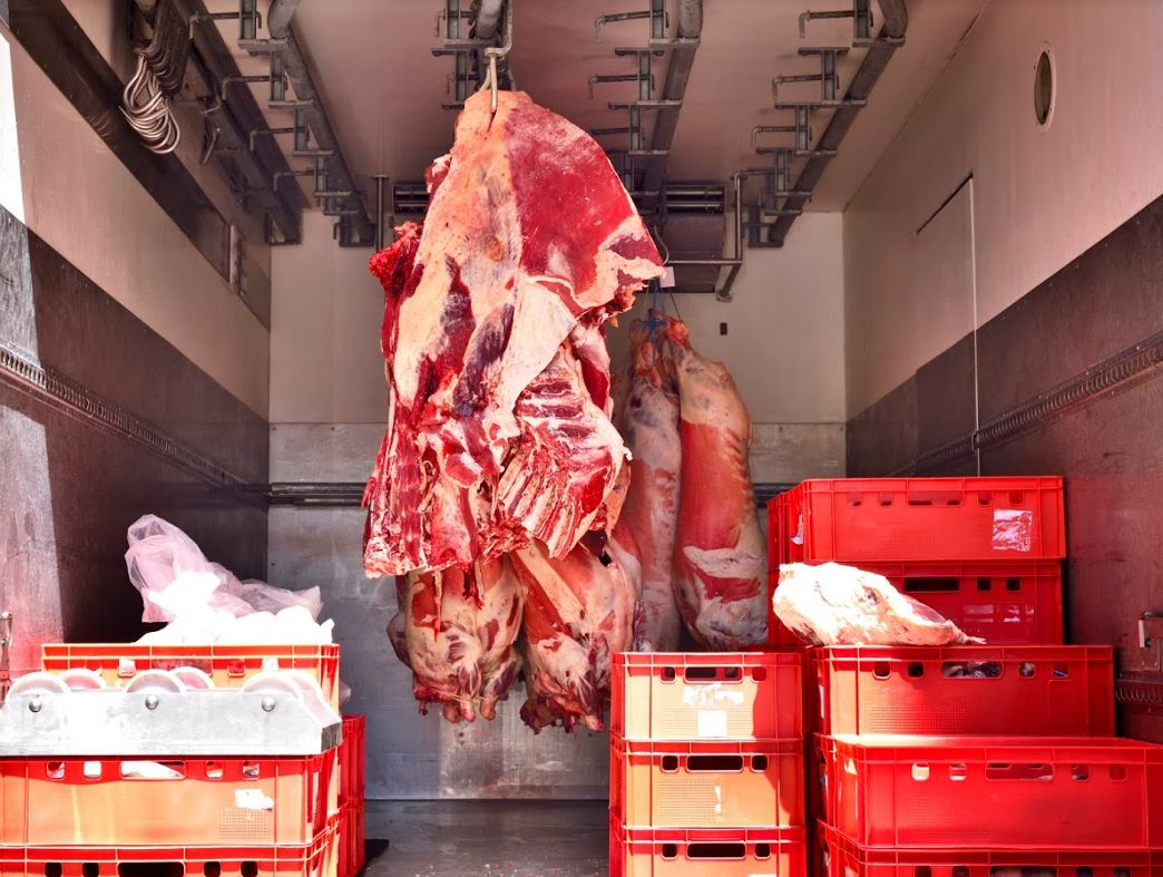 Transporte de alimentos en Pontevedra