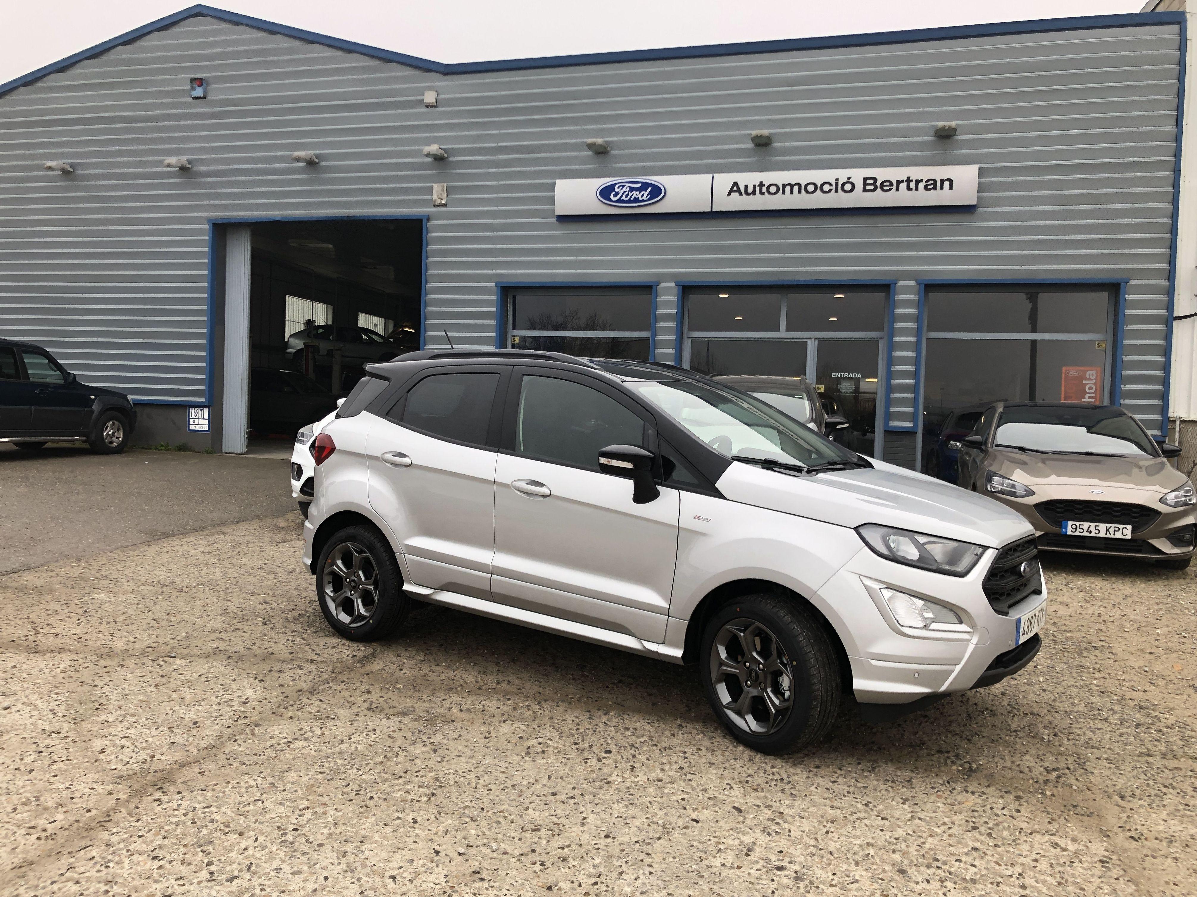 Ford Ecosport ST Line Automatico 20500€: Coches Km 0 y de ocasión de Automoció Bertran S L