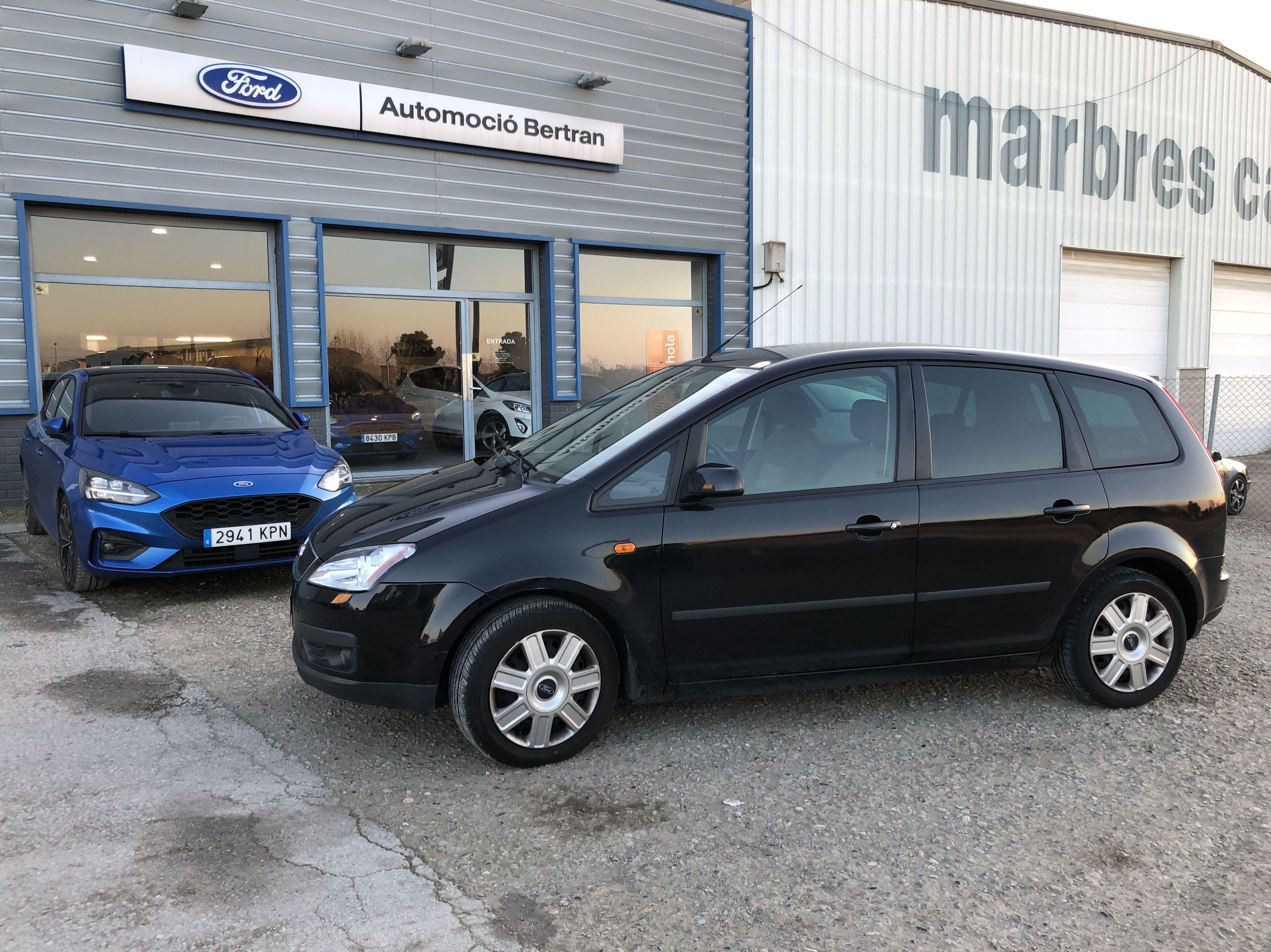 Ford C-Max titanium 136 cv 3900€: Coches Km 0 y de ocasión de Automoció Bertran S L