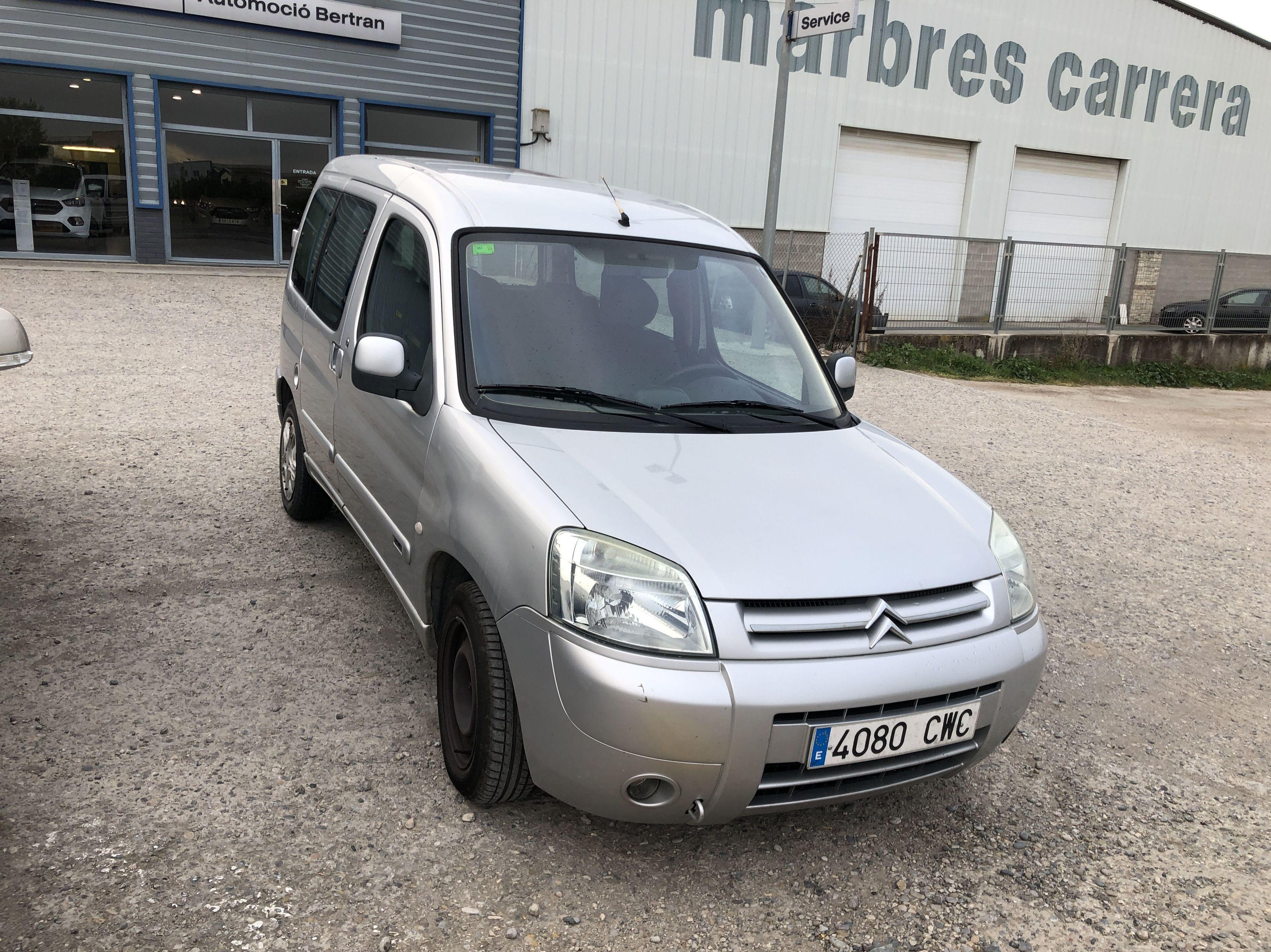 Citroen Berlingo )0cv hdi 2005 3500€: Coches Km 0 y de ocasión de Automoció Bertran S L