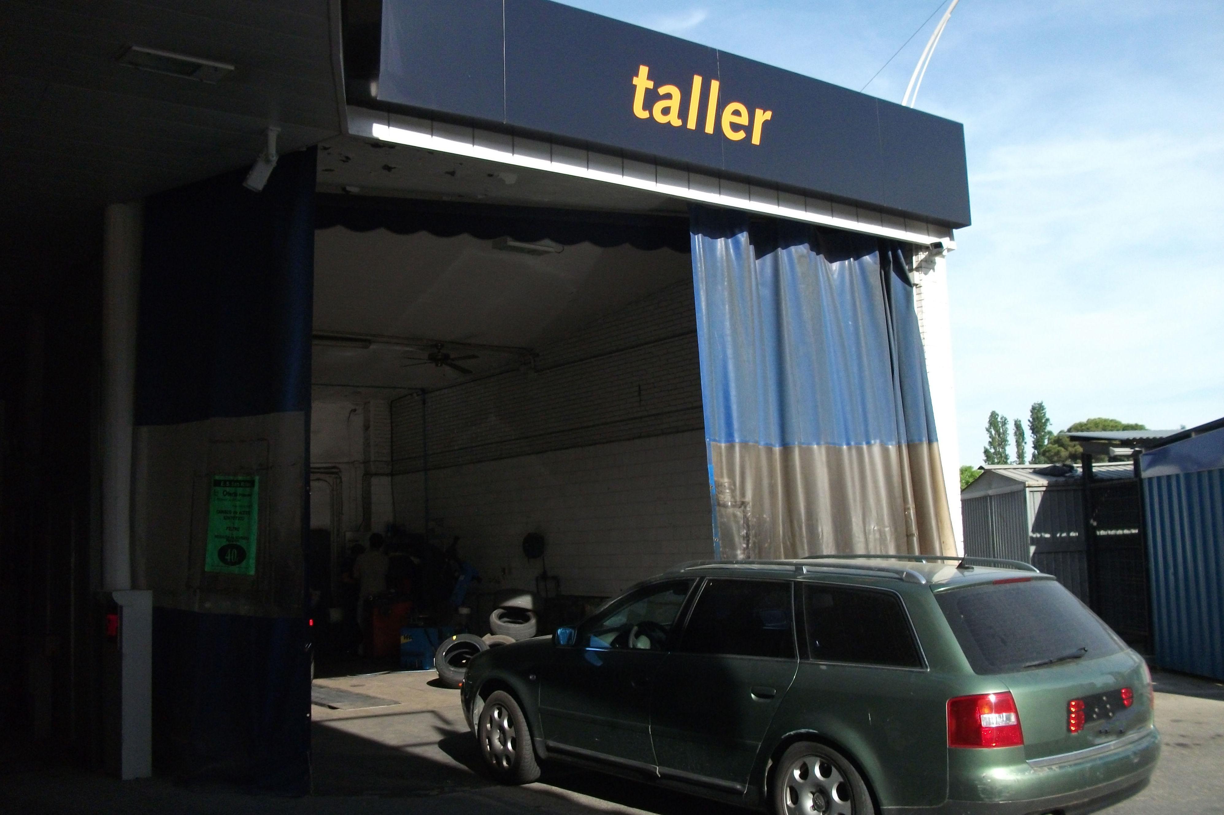 Estación de servicio San Rafael en Tudela