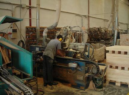 Especialistas en artesanía de la madera