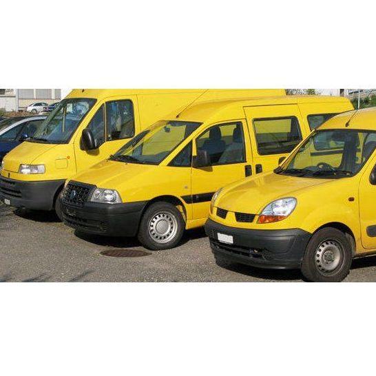 Vehículos industriales: Servicios de Rent a Car Sant Jordi