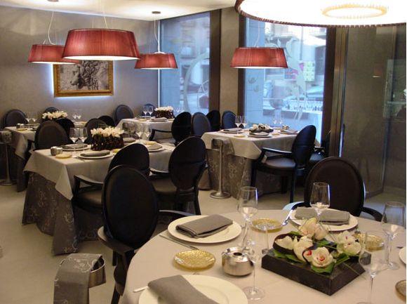 Restaurante de cocina mediterránea en Manresa