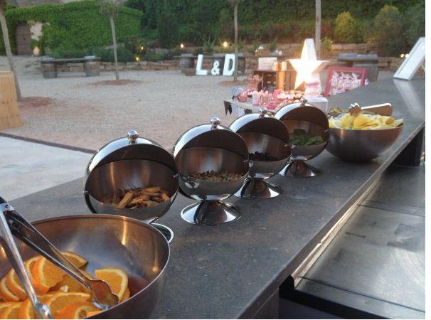 Catering para bodas en Manresa