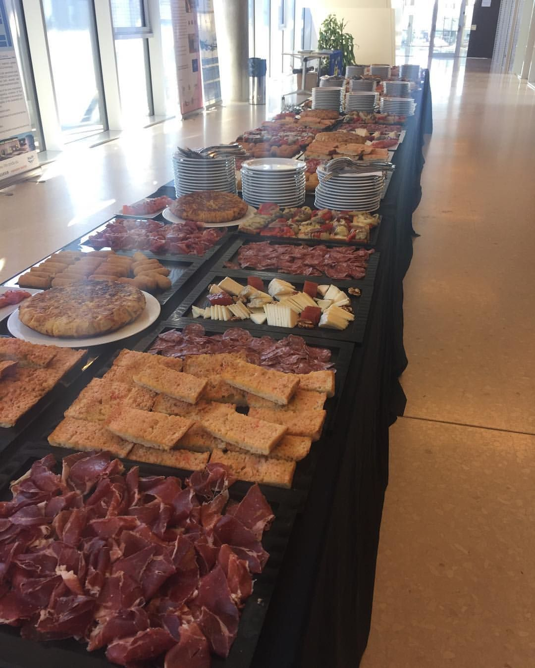 Carta de platos: Servicios de Ospi Restaurant i Catering