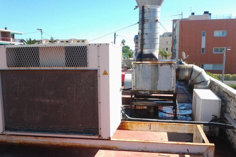Instalación y reparación de aire acondicionado en Castelldefels
