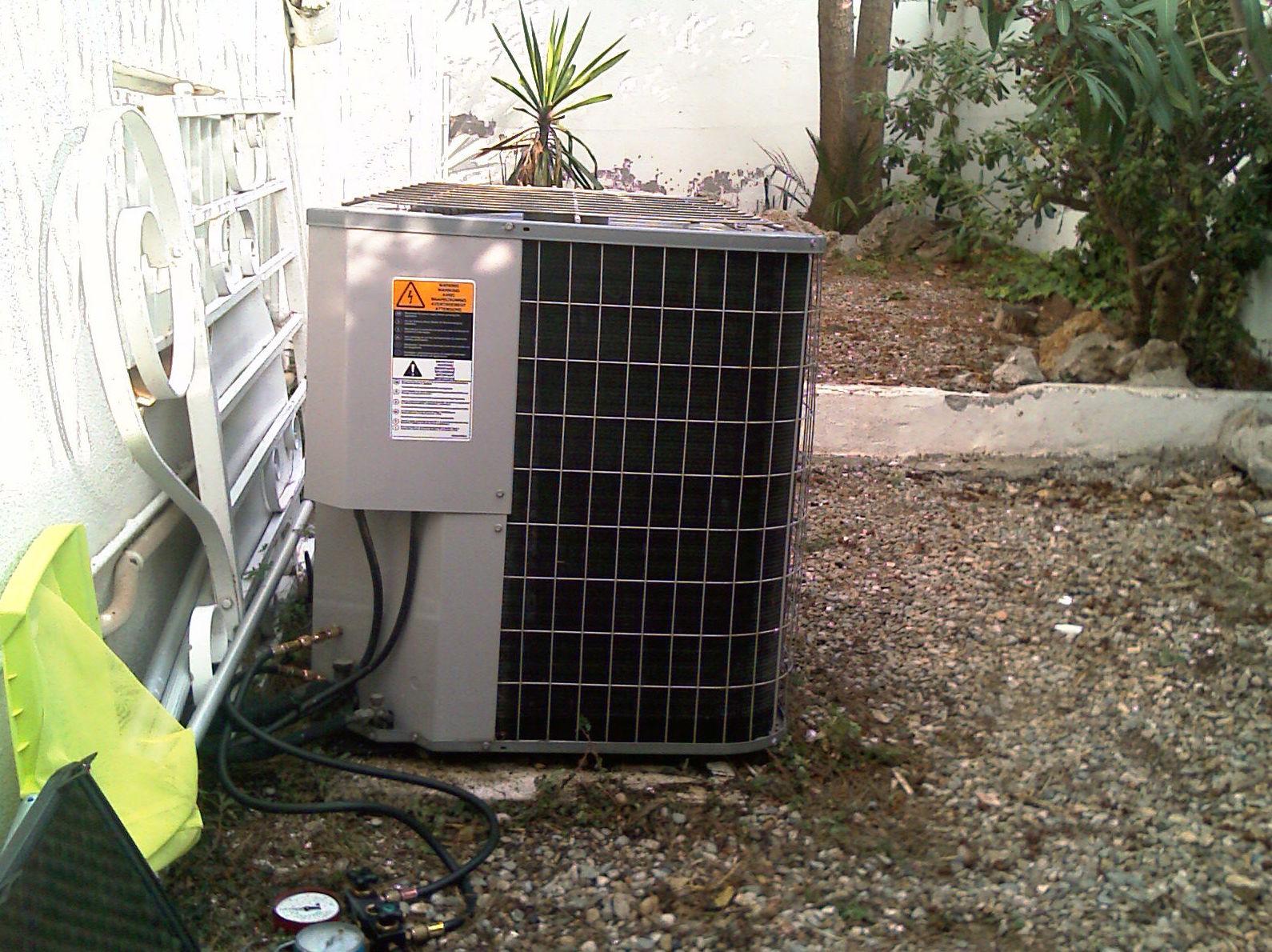 Condensadora vertical, aire en castelldefels
