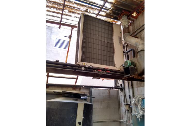 Instalación y reparación plata enfriadora en Castelldefels