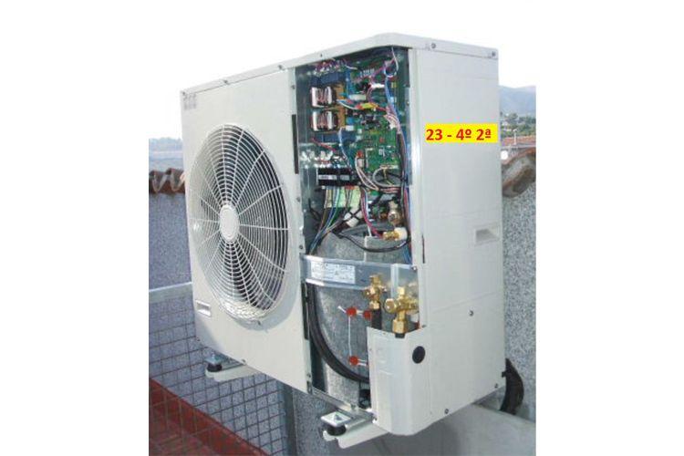 Reparación de aire acondicionado en Castelldefels