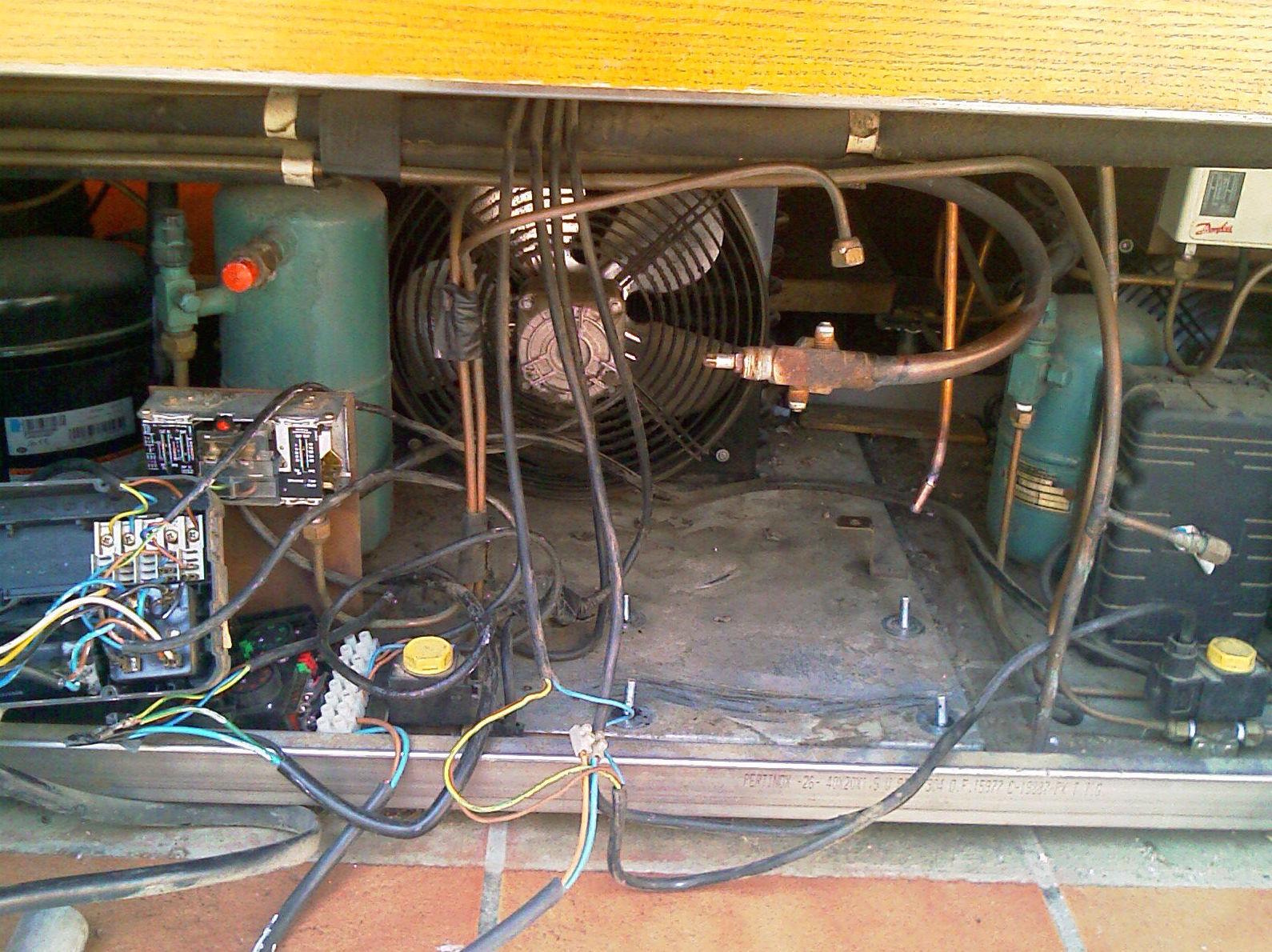 Reparaciones de frigorificas en Castelldefels
