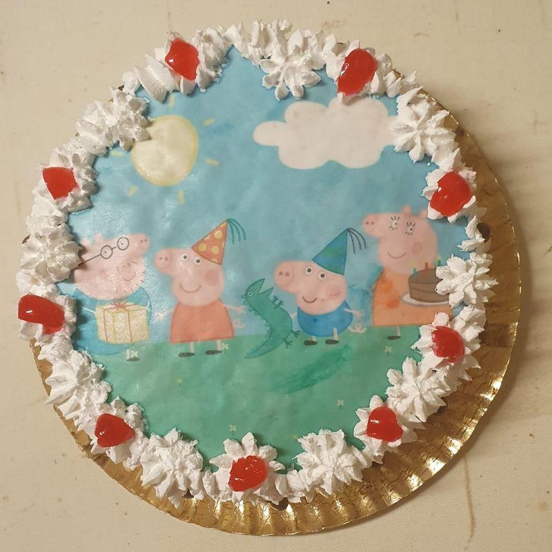 Tartas de cumpleaños infantiles en Jaén