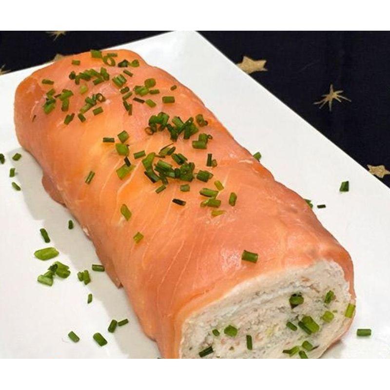 Brazo gitano de salmón en Jaén