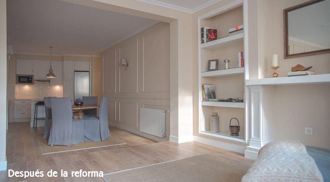 Reforma de pisos y locales en Madrid