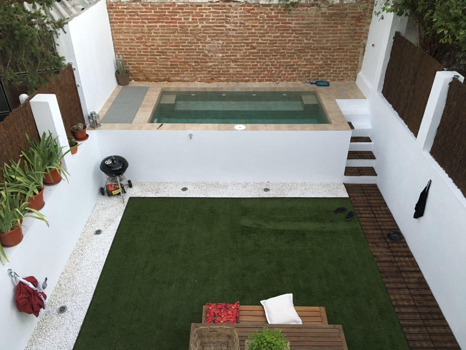 Revestimento de piscinas: Reformas y servicios de Kalfa Reformas y Construcciones