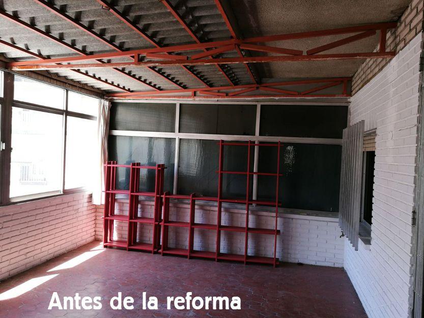 Trabajos de reformas en Madrid