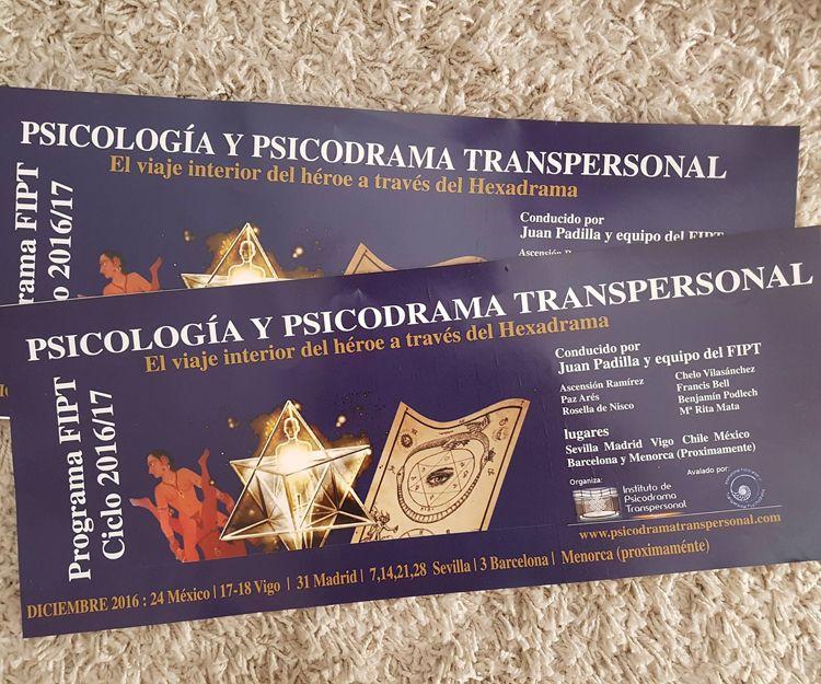 Psicología y psicodrama transpersonal