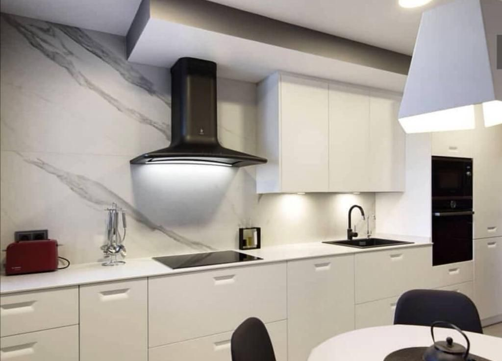cocina blanca Navarra