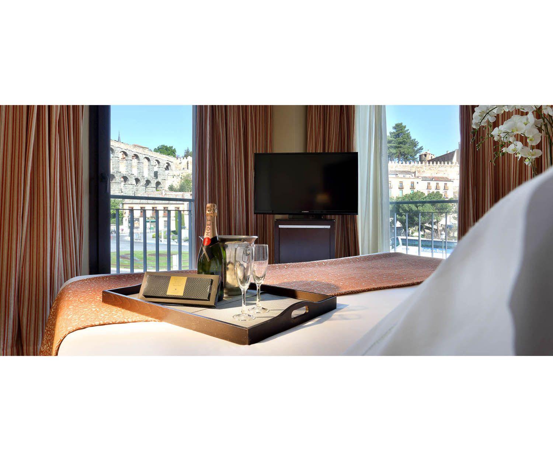 Hoteles en Segovia