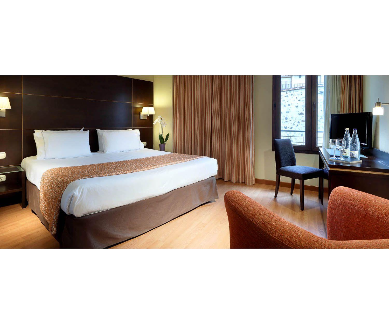 Hotel de lujo en el centro de Segovia