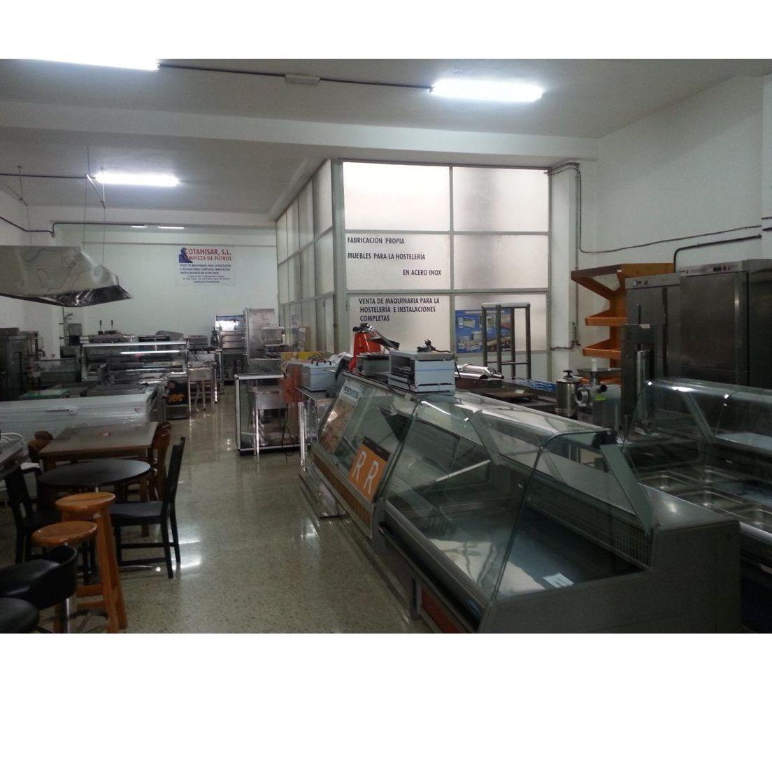 Maquinaria nueva y de ocasion: Productos de Cotahisar S.L.