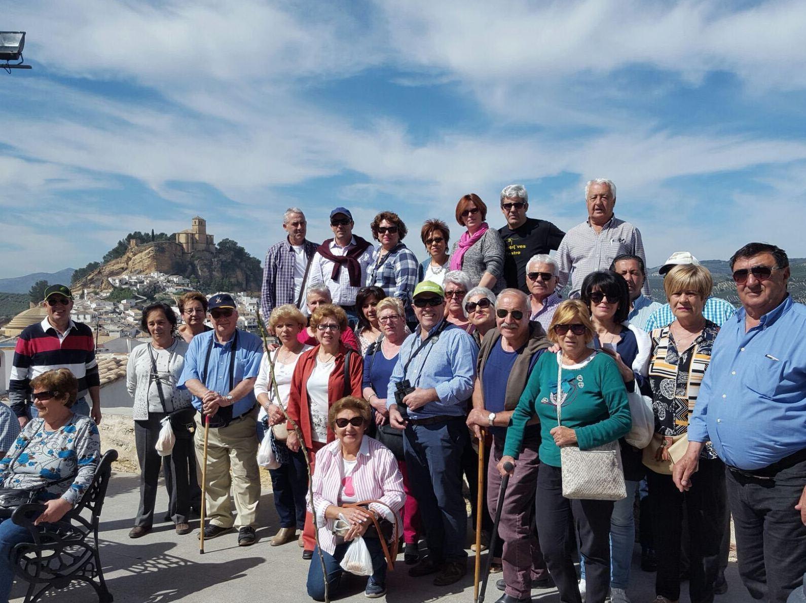 Mirador de la Placeta del Convento Rutas turísticas Montefrio