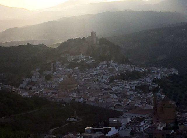 Mirador del Paseo: Rutas de Ruta turística Montefrío