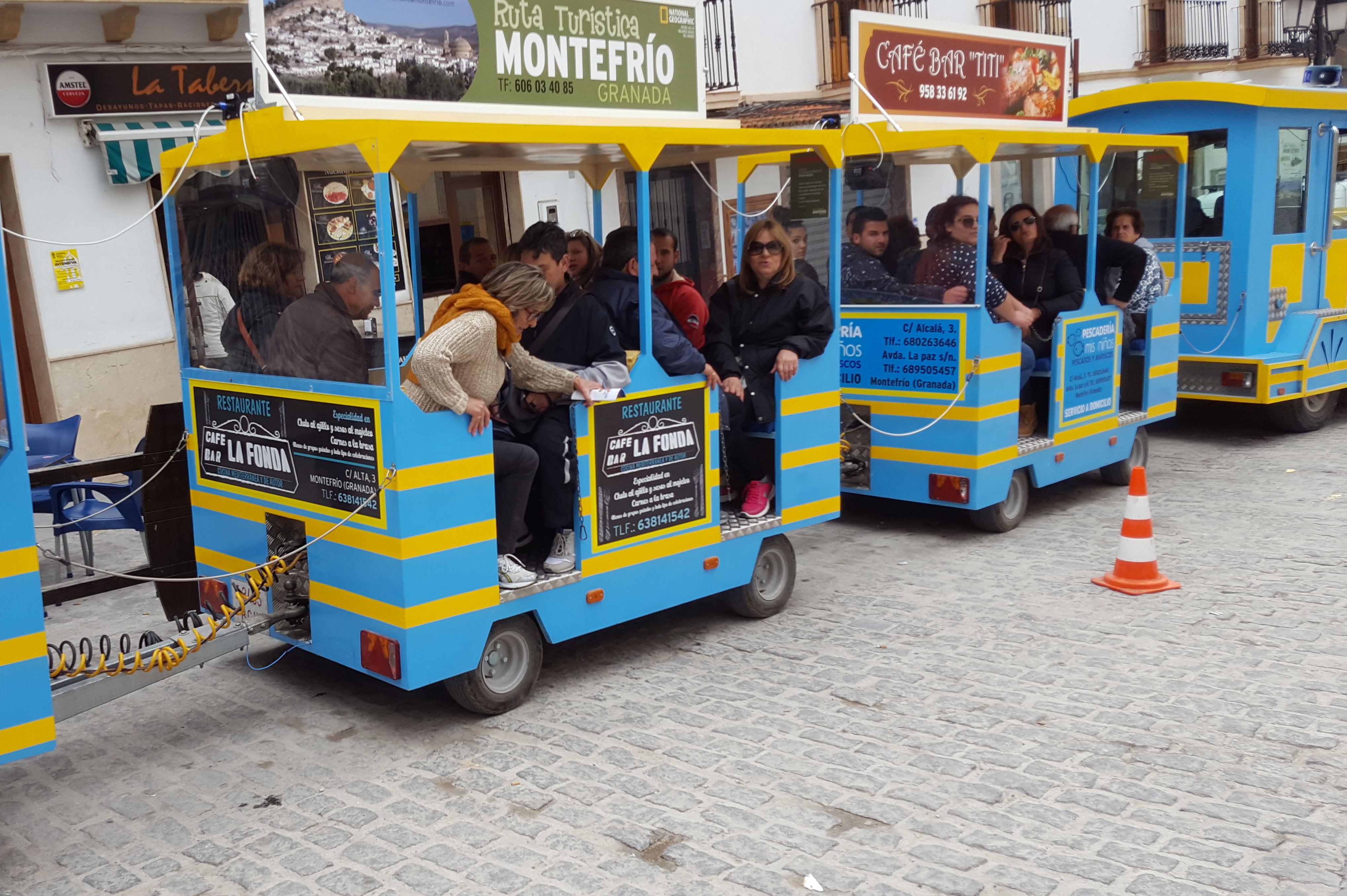 Tren Turístico de Montefrío