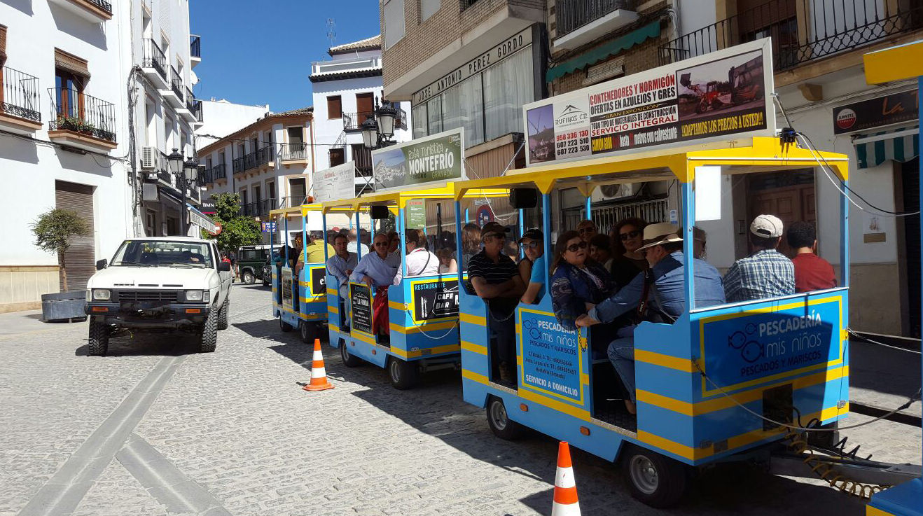 Calles de Montefrío