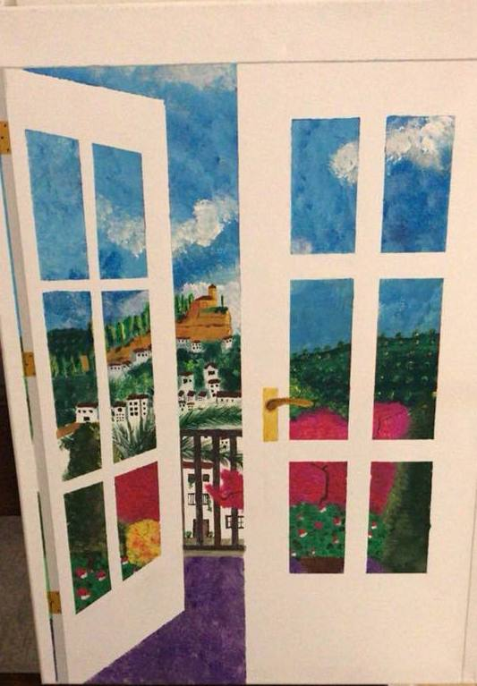 Fotos de concurso de Pintura