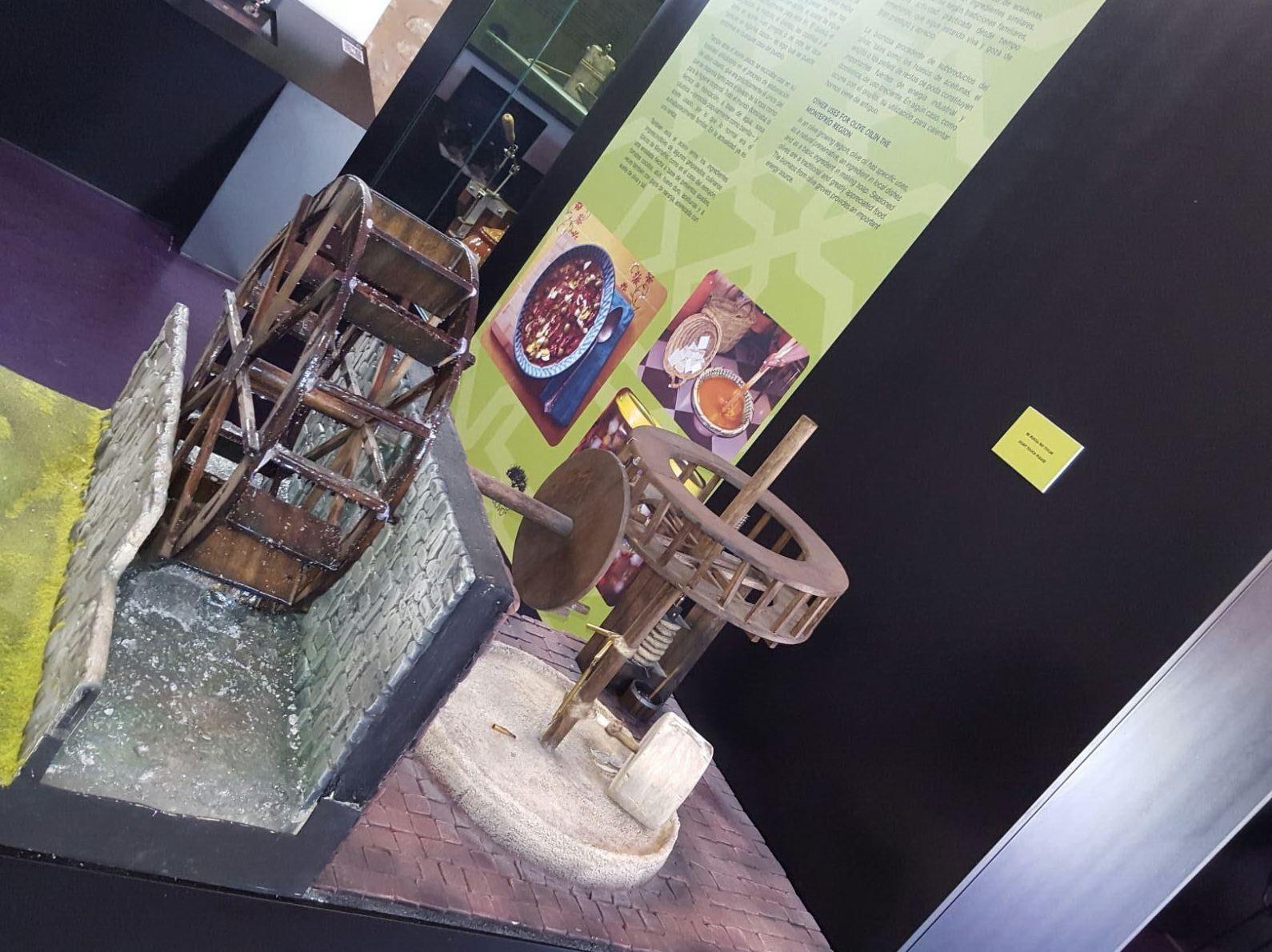 Museo del Olivo Rutas turísticas Montefrío