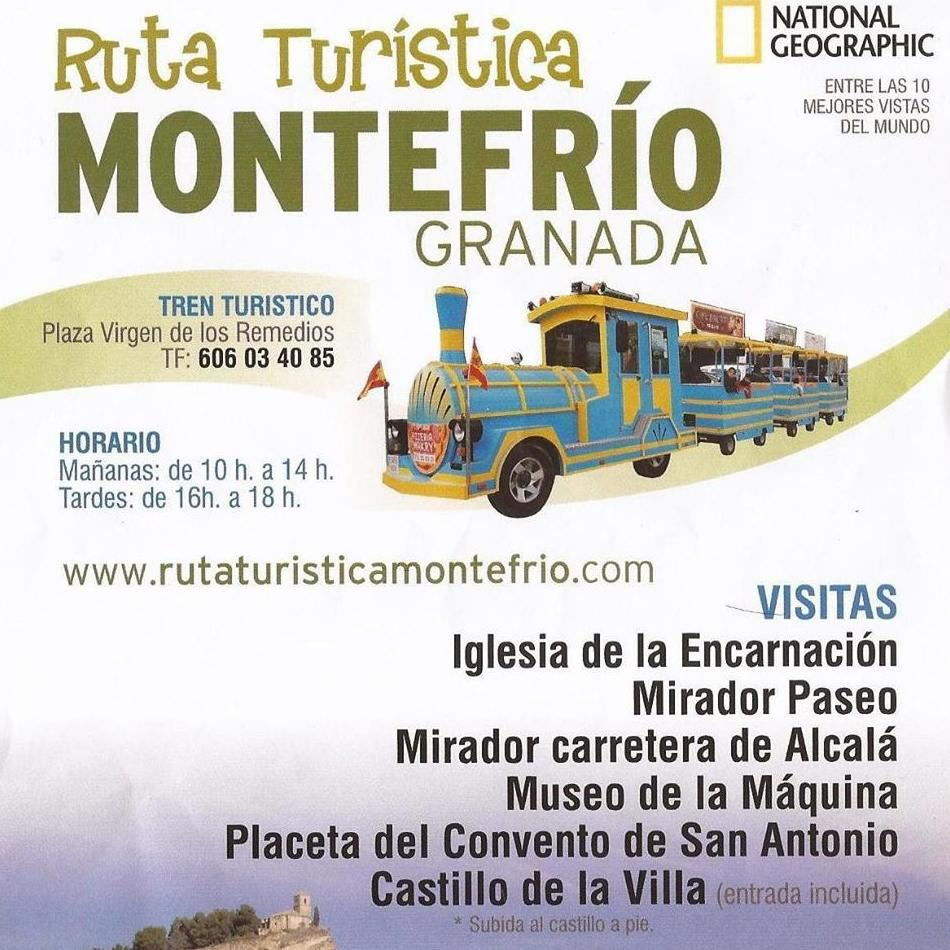 Rutas guiadas en Montefrio
