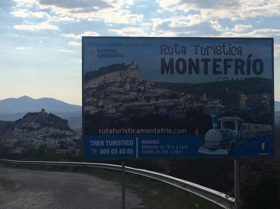 Foto 1 de Rutas turísticas por el municipio andaluz de Montefrío en Montefrío | Ruta turística Montefrío