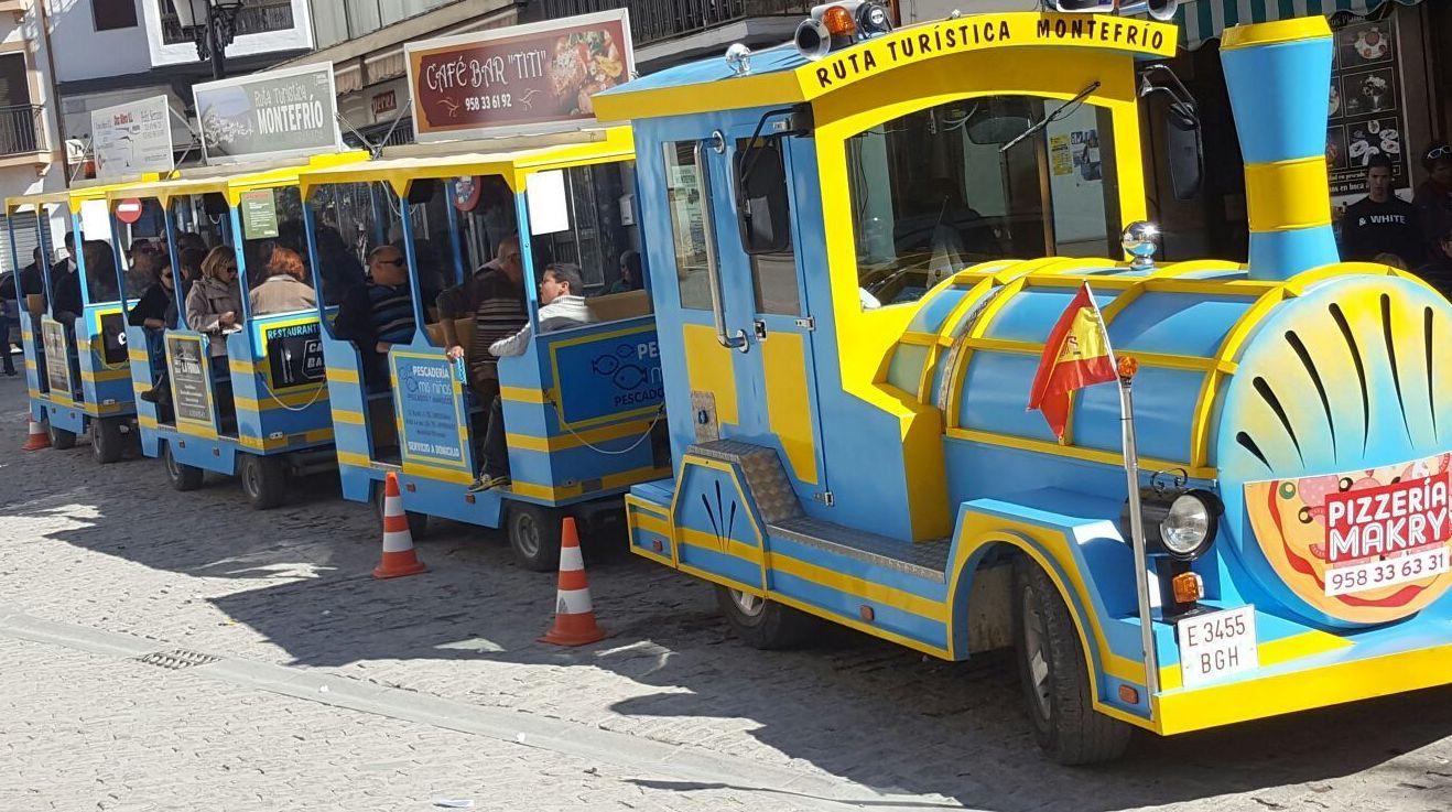 Ruta turística por Montefrío