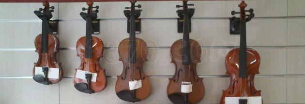 Tienda de instrumentos en Valdemoro